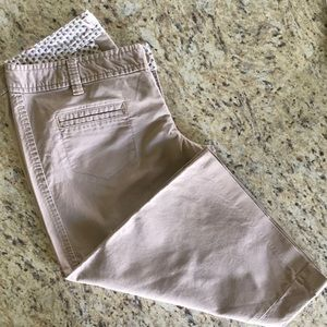 Old Navy Capris Ultra Low Waist